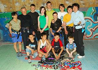 Kletterausrüstung München : Aufbaukurs sportklettern in münchen als geschenk mydays