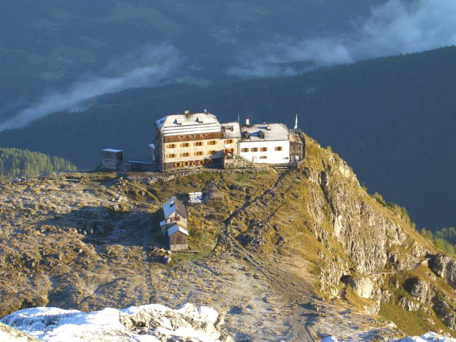 Klettergurt Leihen : Klettersteigset leihen watzmann: watzmannhaus watzmann übernachten
