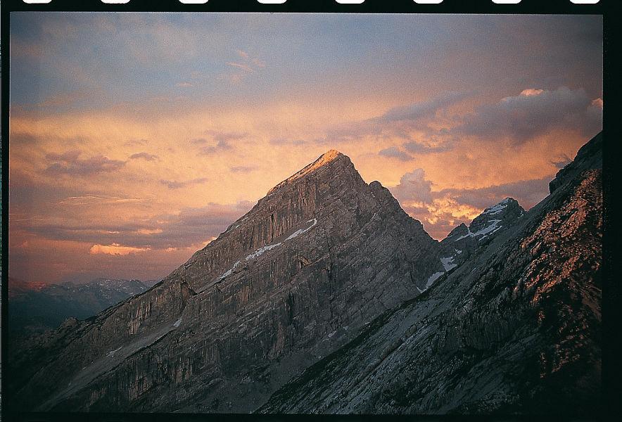 Klettersteigset Verleih Berchtesgaden : Watzmanntour watzmannhaus hütten trekking alpenverein oberland