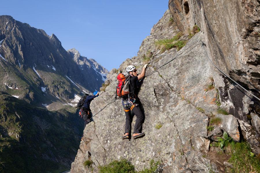 Klettersteig Set Ausborgen : Klettersteig set ausleihen münchen ausrüstungsverleih alpenverein
