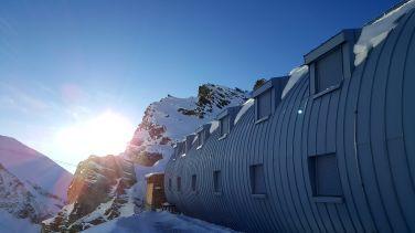 Kletterausrüstung Leihen München : Stüdlhütte alpenverein münchen oberland