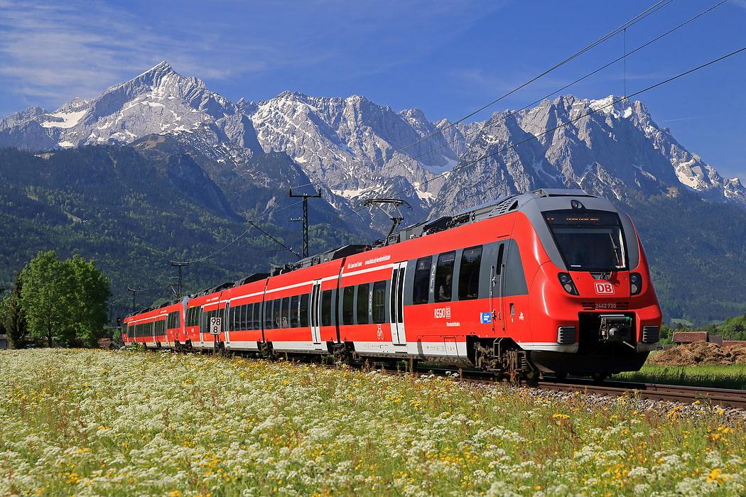 Mit der Bahn in die Berge - DAVplus