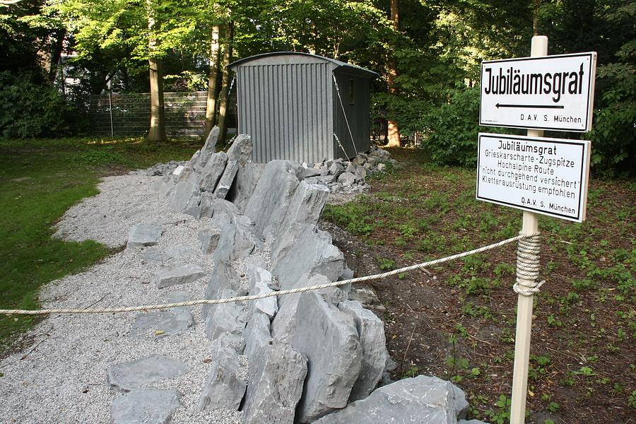 Kletterausrüstung München : Jubiläumsgrathütte alpenverein münchen & oberland