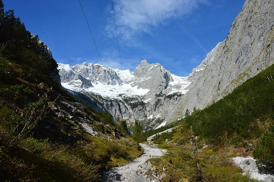 Zugspitze Klettersteigset Leihen : Höllentalangerhütte zugspitze klettersteig wetterstein alpenverein